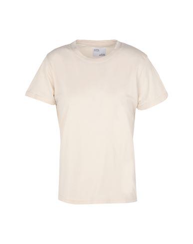 Colorful Standard Women T-shirt Ivory L INT