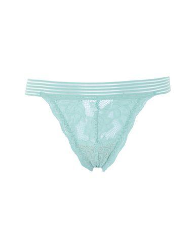 Underprotection Women Thong Light green L INT