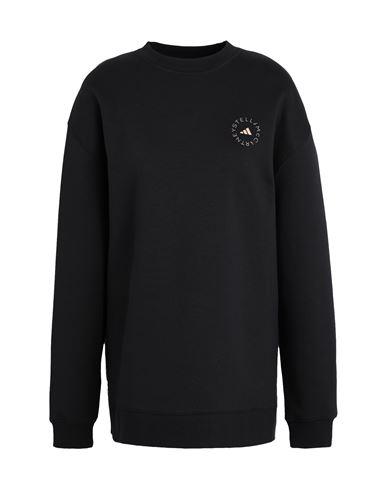 Adidas By Stella Mccartney Women Sweatshirt Black XS INT