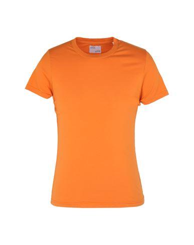 Colorful Standard Women T-shirt Orange XS INT