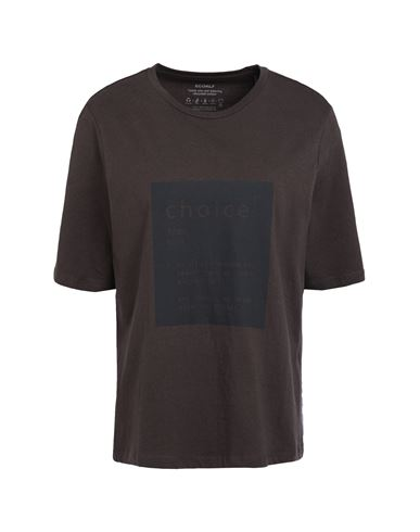 Ecoalf Women T-shirt Lead XS INT