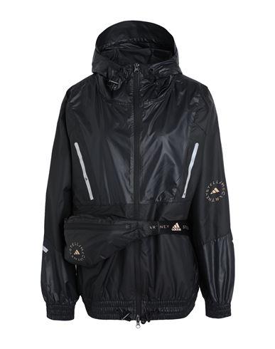 Adidas By Stella Mccartney Women Overcoat Black XS INT