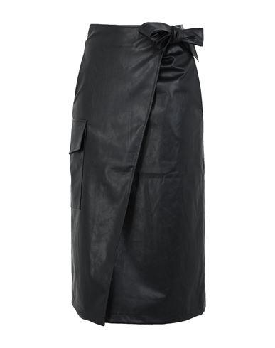 Designers, Remix Women Midi skirt Black 36 IT
