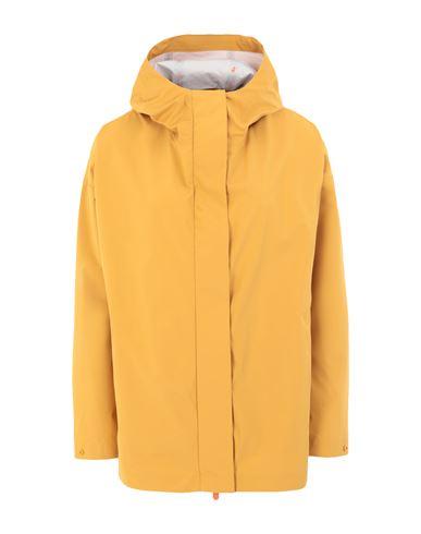 Save The Duck Women Jacket Ochre 3 Designer
