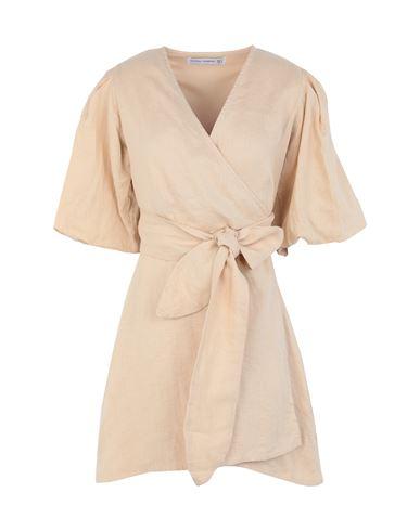 Faithfull The Brand Women Short dress Sand XS INT