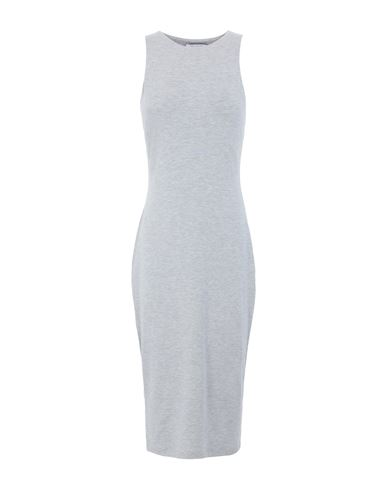 Ninety Percent Women Midi dress Grey S INT