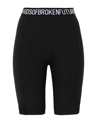 Kidsofbrokenfuture Women Leggings Black XS INT