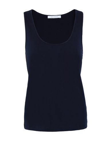 Ninety Percent Women Vest Dark blue XS INT