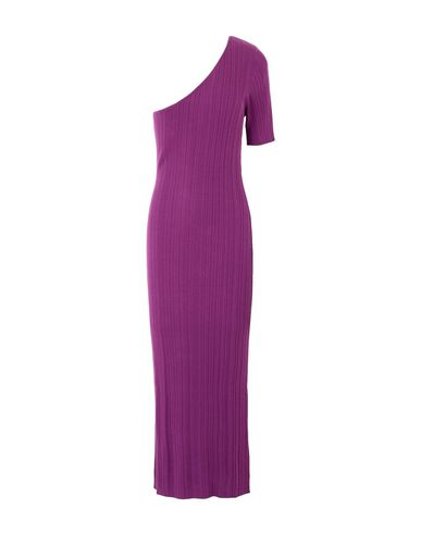 Ninety Percent Women Long dress Mauve XS INT