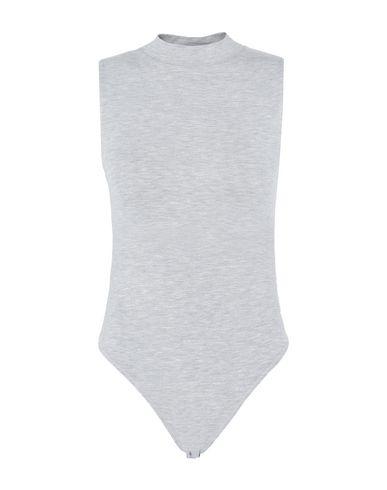 Ninety Percent Women T-shirt Light grey S INT