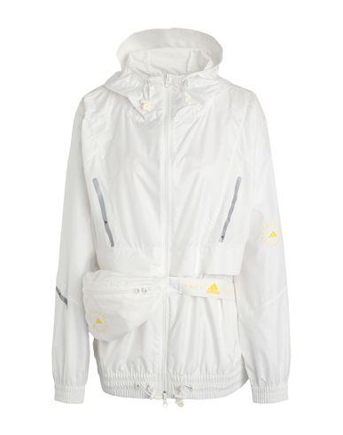 Adidas By Stella Mccartney Women Overcoat White XS INT