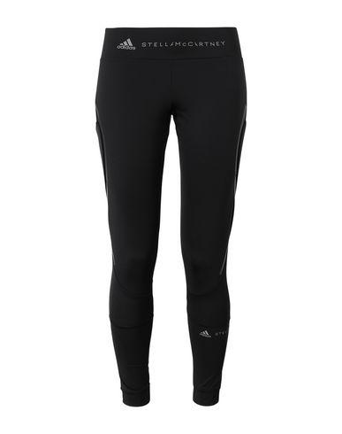 Adidas By Stella Mccartney Women Leggings Black XXS INT