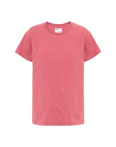Colorful Standard Women T-shirt Pastel pink XS INT