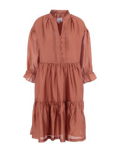 Designers, Remix Women Short dress Rust 38 IT