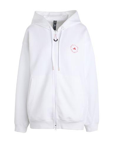 Adidas By Stella Mccartney Women Sweatshirt White XS INT