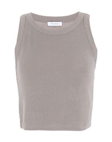 Ninety Percent Women Vest Khaki XS INT