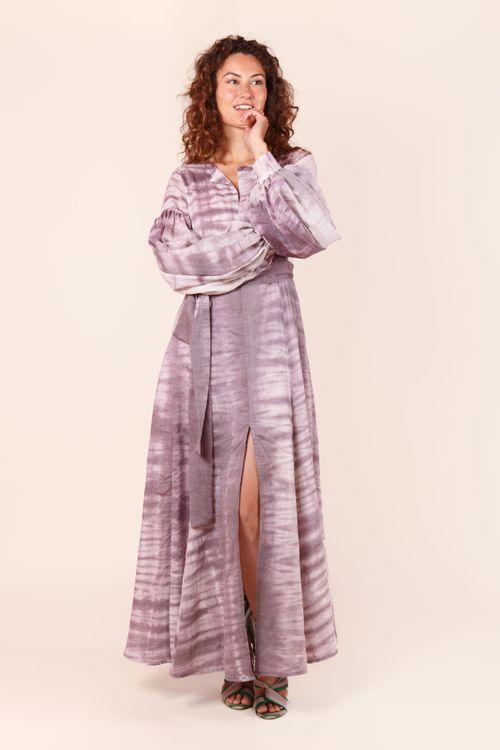 Long silk dress - Madhu