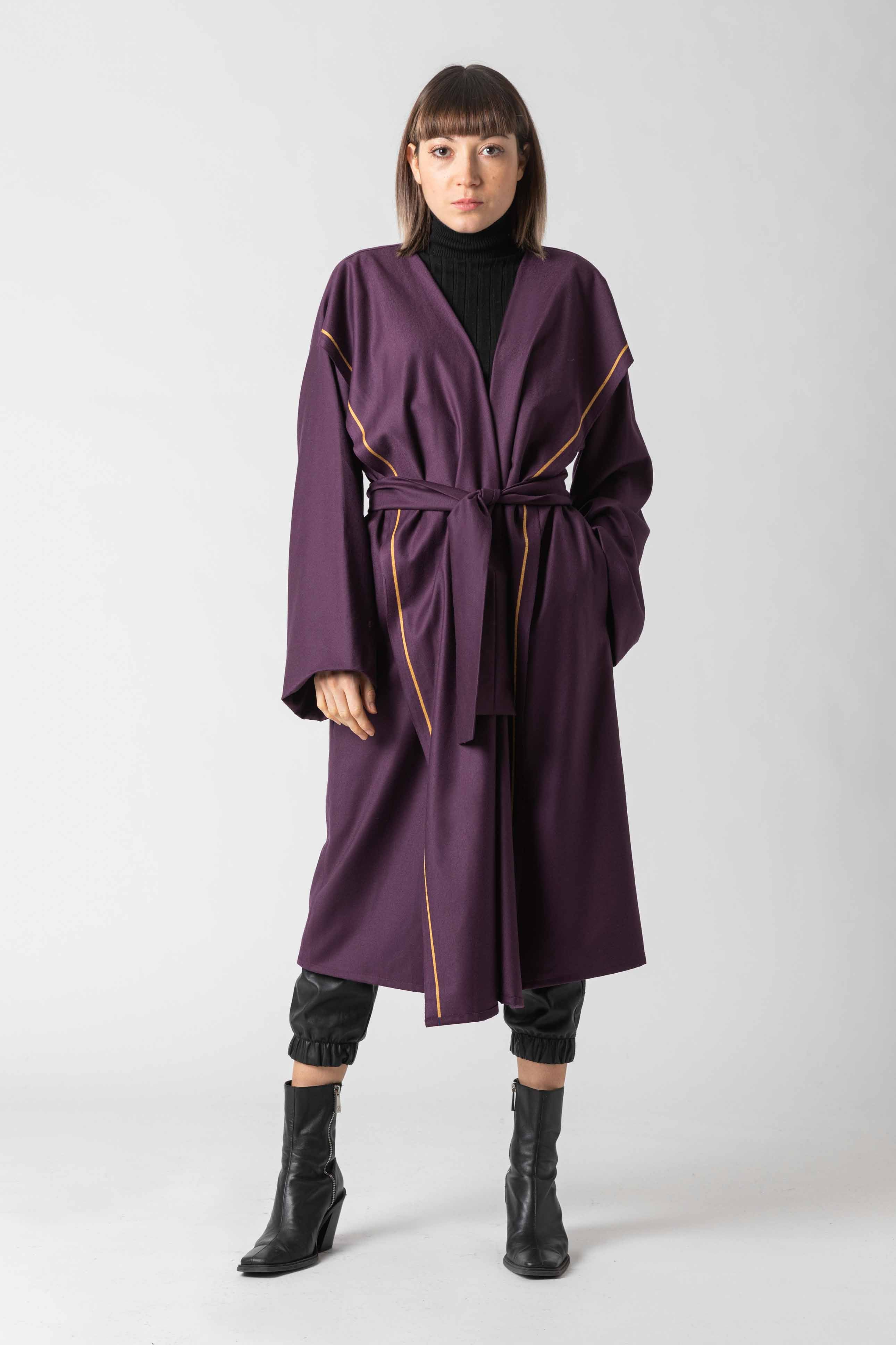 CLARICE - Purple