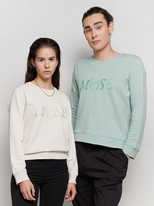 'MUSE' Organic & Recycled Sweater
